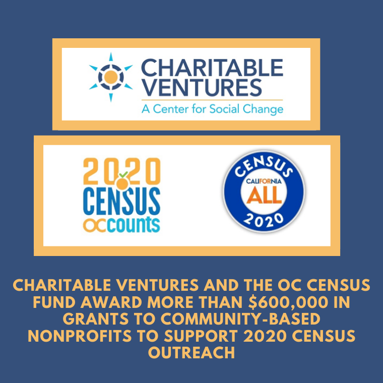 Charitable Ventures and the OC Census Fund Award More Than $600,000 in Grants