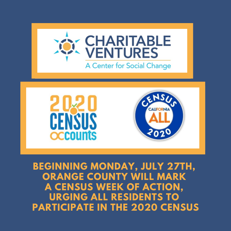 Census Week of Action to Urge Orange County Residents to Respond to the 2020 Census