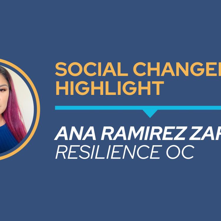 Ana Ramirez Zarate, Policy Analyst of Resilience Orange County on Leadership Development